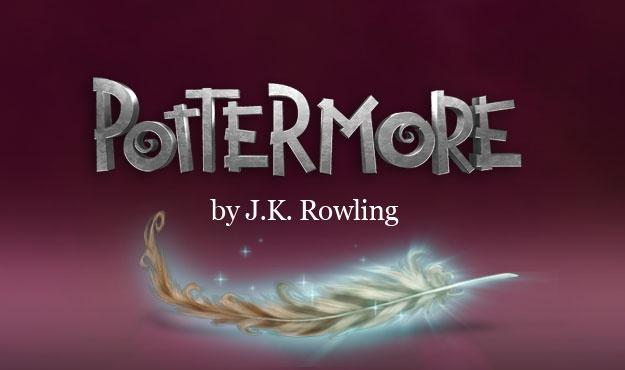 Blog- Pottermore