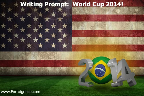 World Cup Writing Prompt