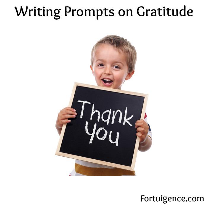 Gratitude Boy
