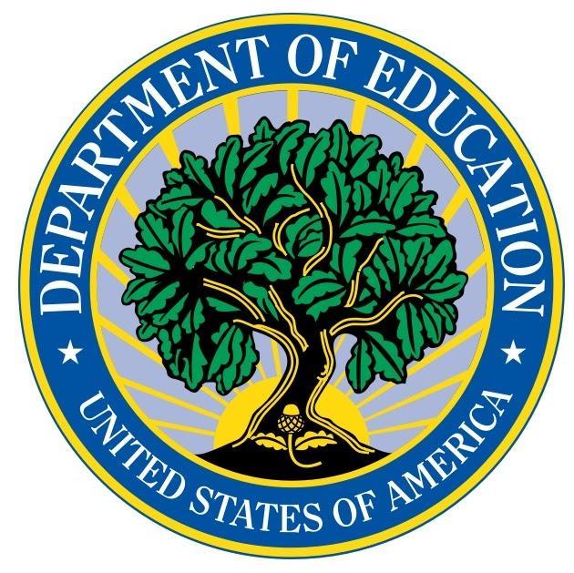LP - US Dept of Ed logo