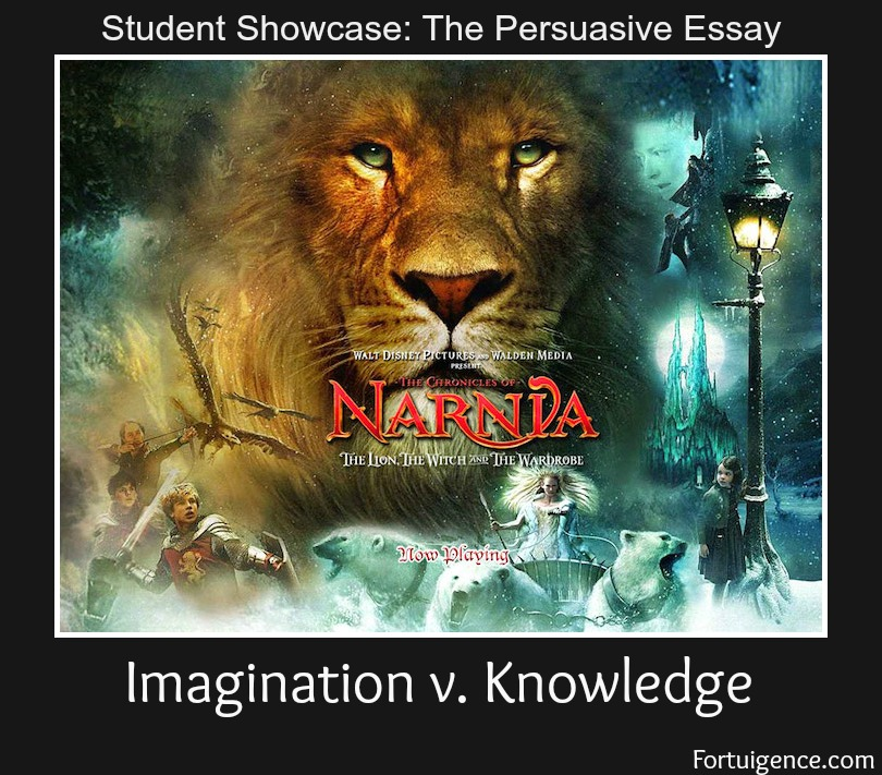 Imagination persuasive blog post