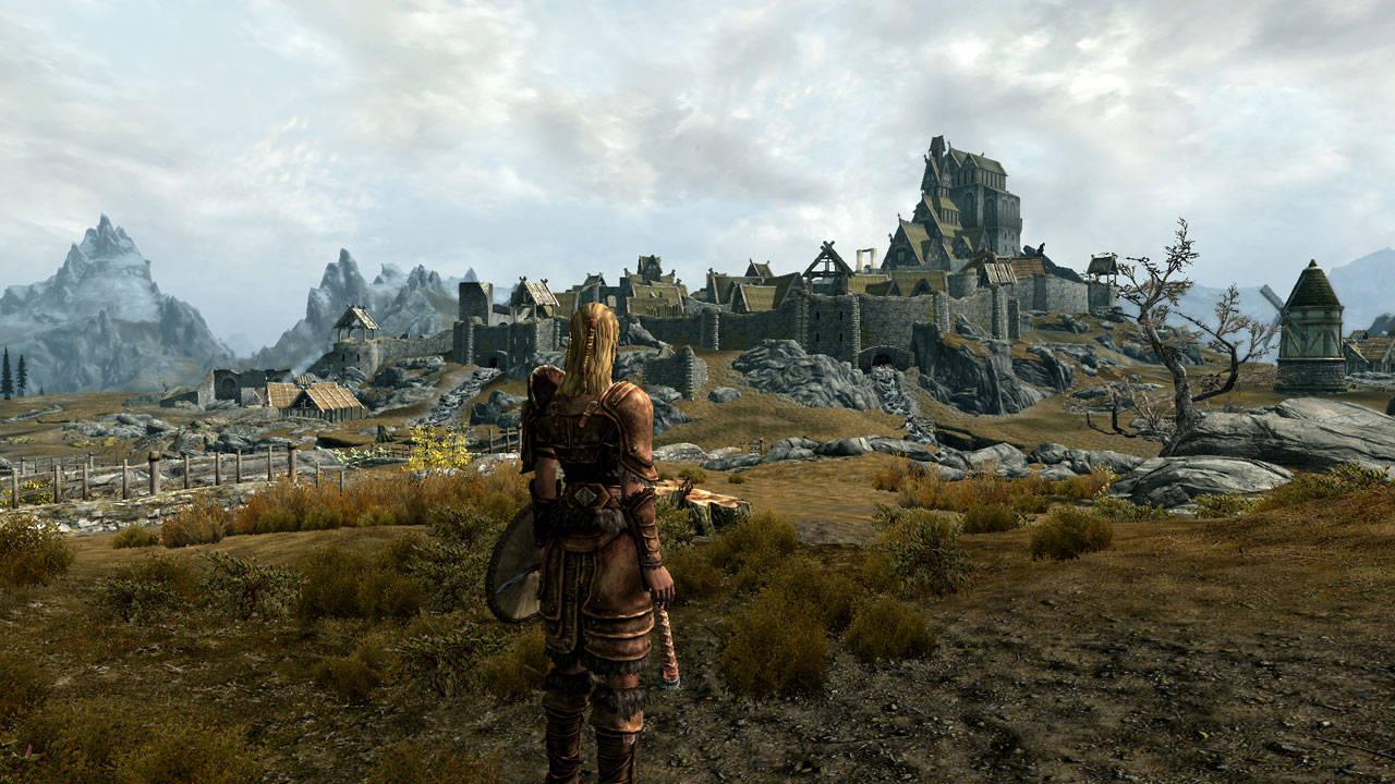 _BLOG Elder Scrolls V Skyrim
